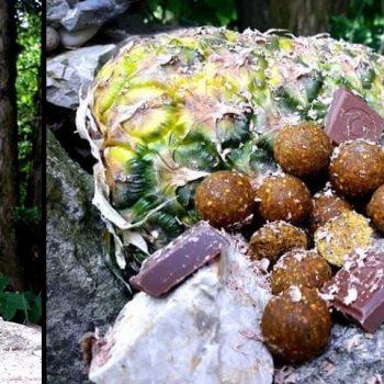 Mészáros István csokis-ananászos bojli receptje 2020-06